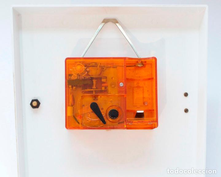 Relojes de pared: Reloj vintage de cocina o pared Gong electromecánico, Nuevo de antiguo stock! Funciona y se para - Foto 7 - 231230410