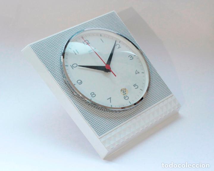 Relojes de pared: Reloj vintage de cocina o pared Gong electromecánico, Nuevo de antiguo stock! NO Funciona - Foto 2 - 231312750
