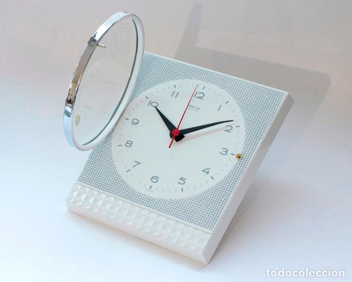 Relojes de pared: Reloj vintage de cocina o pared Gong electromecánico, Nuevo de antiguo stock! NO Funciona - Foto 4 - 231312750