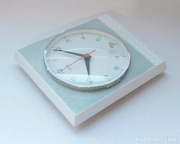 Relojes de pared: Reloj vintage de cocina o pared Gong electromecánico, Nuevo de antiguo stock! NO Funciona - Foto 5 - 231312750