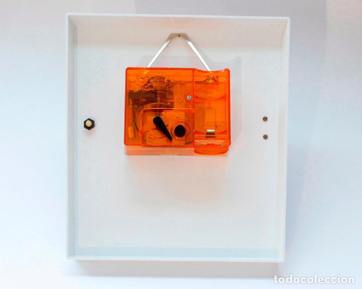 Relojes de pared: Reloj vintage de cocina o pared Gong electromecánico, Nuevo de antiguo stock! NO Funciona - Foto 6 - 231312750