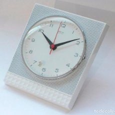 Relojes de pared: RELOJ VINTAGE DE COCINA O PARED GONG ELECTROMECÁNICO, NUEVO DE ANTIGUO STOCK! NO FUNCIONA. Lote 231312750