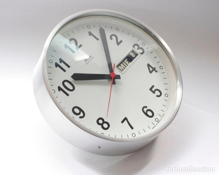 Relojes de pared: Reloj vintage de cocina o pared Micro electromecánico, de antiguo stock! NO Funciona - Foto 2 - 231502645