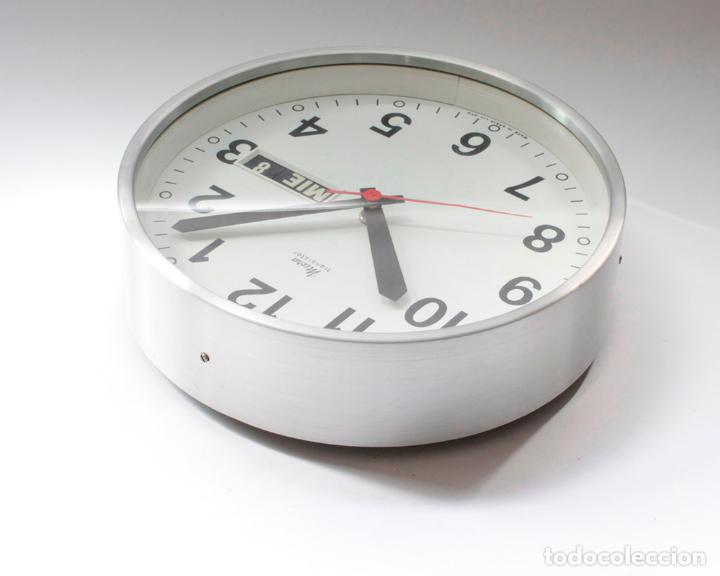 Relojes de pared: Reloj vintage de cocina o pared Micro electromecánico, de antiguo stock! NO Funciona - Foto 4 - 231502645