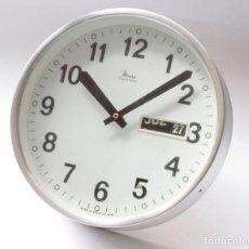 Relojes de pared: RELOJ VINTAGE DE COCINA O PARED MICRO ELECTROMECÁNICO, DE ANTIGUO STOCK! NO FUNCIONA. Lote 231502885