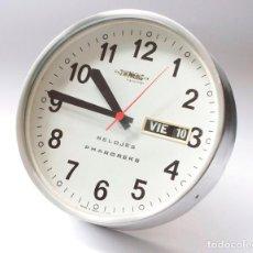 Relojes de pared: RELOJ VINTAGE DE COCINA O PARED MICRO PHAROREKS (A CORUÑA) ELECTROMECÁNICO, NO FUNCIONA. Lote 231503365