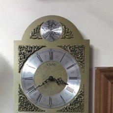 Relojes de pared: RELOJ DE PARED TEMPUS FUGIT. Lote 232280605