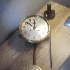 Relojes de pared: REGULADOR DE PARED COMPLETO, PARA RECAMBIO, REF 05. Lote 233649340