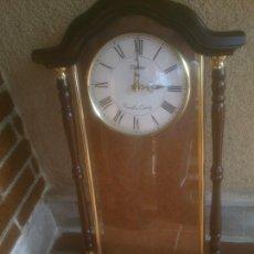 Relojes de pared: BONITA CAJA PARA REGULADOR CARILLON QUARTZ. Lote 234417955
