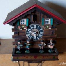 """Relojes de pared: RELOJ DE PARED """"CUCKOO.CLOCK"""" KUNER ALEMAN. Lote 235652390"""