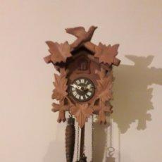Relojes de pared: ANTIGUO RELOG DE CUCO HECHO EN ALEMANIA. Lote 235842440