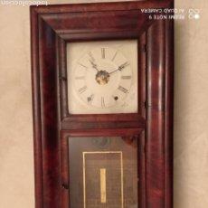 Relojes de pared: ANTIGUO RELOJ DE PARED ANSONIA , U.S.A , 1897. Lote 235995405