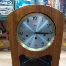Relojes de pared: RELOJ DE PARED A CUERDA-CARRILLON-HERMLE. Lote 237492105
