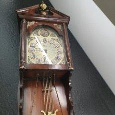 Relojes de pared: RELOJ DE PARED MICRO - TEMPUS FUGIT. Lote 241600185