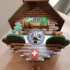 Relógios de parede: RELOJ DE PARED. CU CUT. DE COLECCION. Lote 241936885