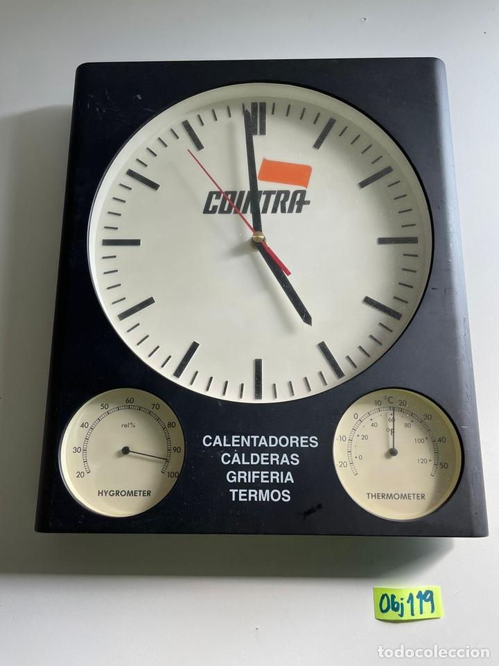 RELOJ DE PARED COINTRA (Relojes - Pared Carga Manual)