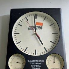Relojes de pared: RELOJ DE PARED COINTRA. Lote 242001810