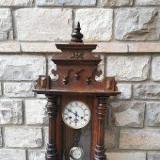 Relojes de pared: RELOJ DE PARED ALFONSINO. Lote 243312335