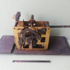 Relojes de pared: MAQUINARIA POSIBLE RELOJ DE PARED CUCO - FEINTECHINK MADE IN GERMANY. Lote 244492185
