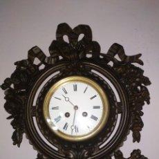 Relojes de pared: RELOJ FRANCÉS ANTIGUO. Lote 244648815