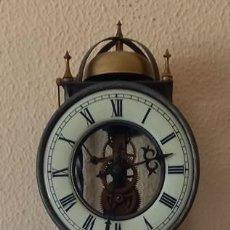 Relojes de pared: RELOJ DE PARED FAROL PESAJE, VER FOTO, ENVIO 6,00 EUROS. Lote 244962965