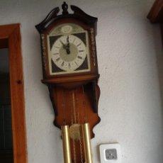 Relojes de pared: RELOJ PARED SARS TEMPUS FUGIT. Lote 245453070