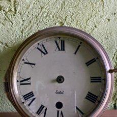 Relojes de pared: RELOJ DE BARCO INGLÉS DE LA MARCA SESTREL PARA RESTAURAR. Lote 245724105