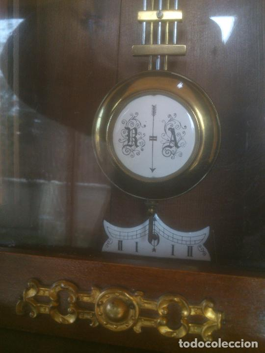 Relojes de pared: RELOJ DE PARED JUNGHANS - Foto 4 - 245992260