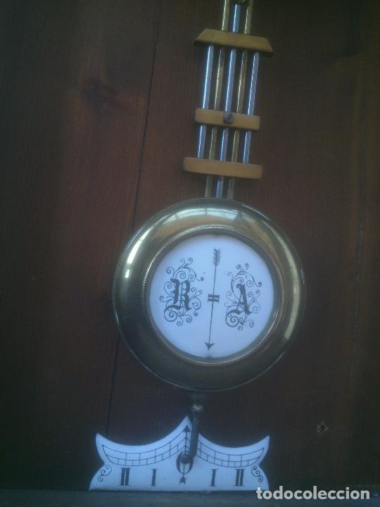 Relojes de pared: RELOJ DE PARED JUNGHANS - Foto 11 - 245992260