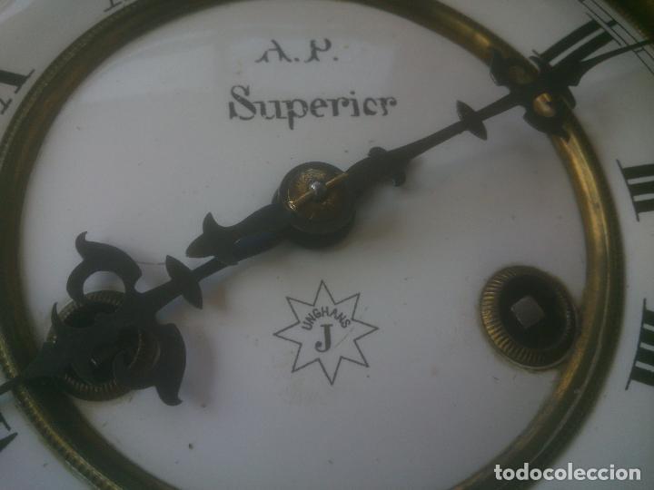 Relojes de pared: RELOJ DE PARED JUNGHANS - Foto 12 - 245992260