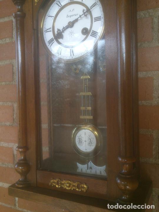 Relojes de pared: RELOJ DE PARED JUNGHANS - Foto 15 - 245992260