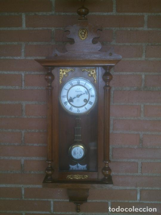 RELOJ DE PARED JUNGHANS (Relojes - Pared Carga Manual)