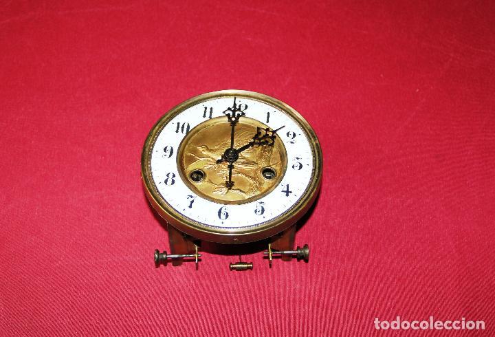 ANTIGUA MAQUINA DE RELOJ DE PARED PHS (Relojes - Pared Carga Manual)