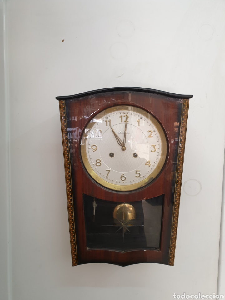 RELOJ DE PARED HIENINGER (Relojes - Pared Carga Manual)