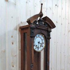 Relojes de pared: ANTIGUO RELOJ DE PARED ALEMAN LENZKIRCH. Lote 248264620