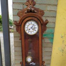 Relojes de pared: IMPRESIONANTE RELOJ ALFONSINO SIGLO XIX. Lote 248736425