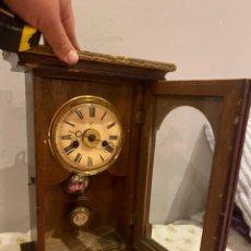 Relógios de parede: ANTIGUO RELOJ DE PARED JUNGHANS PRINCIPIO SIGLO XX. NÚMERO 3001 . VER FOTOS. Lote 249085790