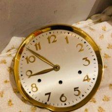 Relojes de pared: RELOJ DE PARED VEDETTE FRANCÉS DEL SIGLO XIX. VER FOTOS. Lote 249087840