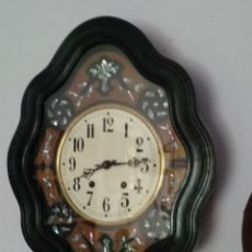 Relojes de pared: ANTIGUO Y ORIGINAL RELOJ DE PARED OJO DE BUEY - SIGLO XIX. Lote 249165870