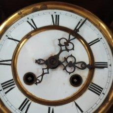 Horloges murales: ANTIGUA MAQUINARIA DE RELOJ ALFONSINO. Lote 252070460