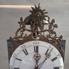 Relógios de parede: MÁQUINA DE RELOJ MOREZ. Lote 253015990