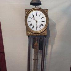 Relojes de pared: RELOJ DE RELOJ MOREZ PARA RESTAURAR. Lote 253018000