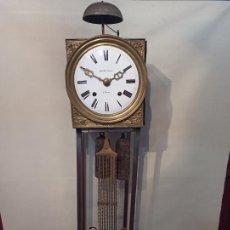 Relojes de pared: RELOJ DE RELOJ MOREZ PARA RESTAURAR. Lote 253018290