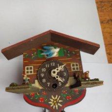 Relojes de pared: RELOJ CUCU A RESTAURAR. Lote 253786325