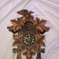 Relojes de pared: RELOJ DE CUCO MADERA. Lote 254285830