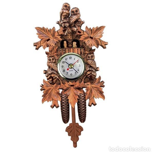 Relojes de pared: Vintage Reloj de cuco - Foto 2 - 254550280