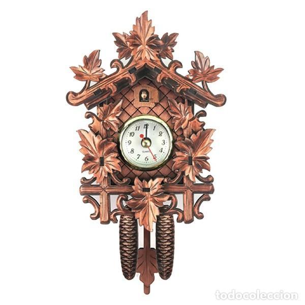 Relojes de pared: Vintage Reloj de cuco - Foto 3 - 254550280