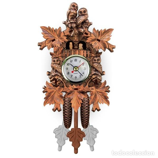 VINTAGE RELOJ DE CUCO (Relojes - Pared Carga Manual)