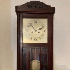 Relojes de pared: RELOJ DE PARED ANTIGUO. Lote 254671615