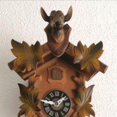 Relojes de pared: ANTIGUO RELOJ DE CUCO.. Lote 255631930